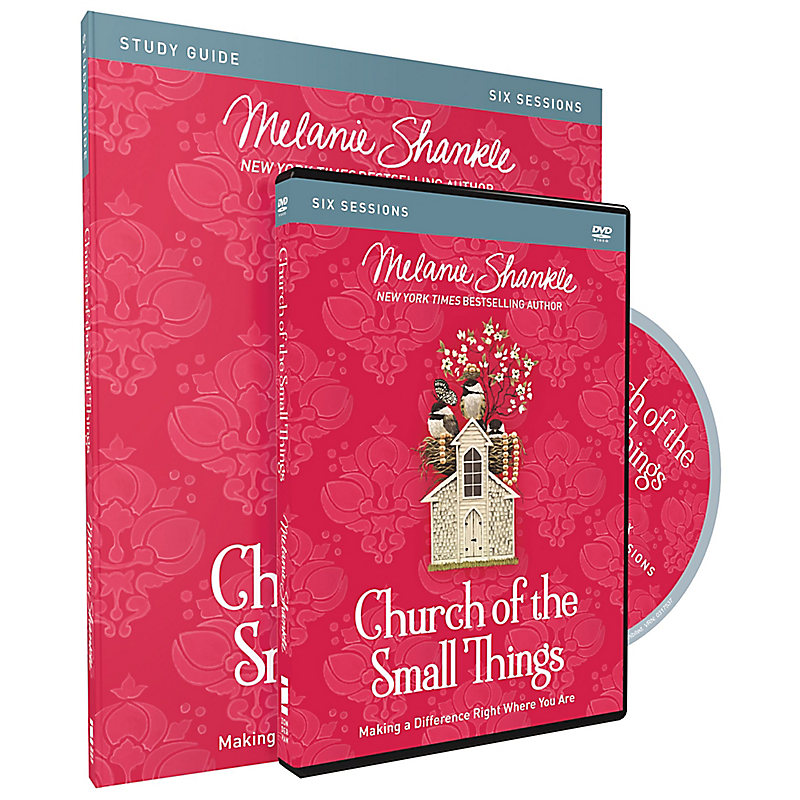 Church of the Small Things - Study Guide with DVD