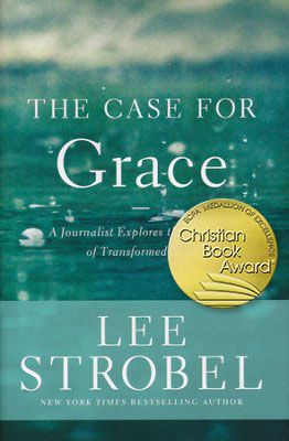 The cover of Lee Strobel's book