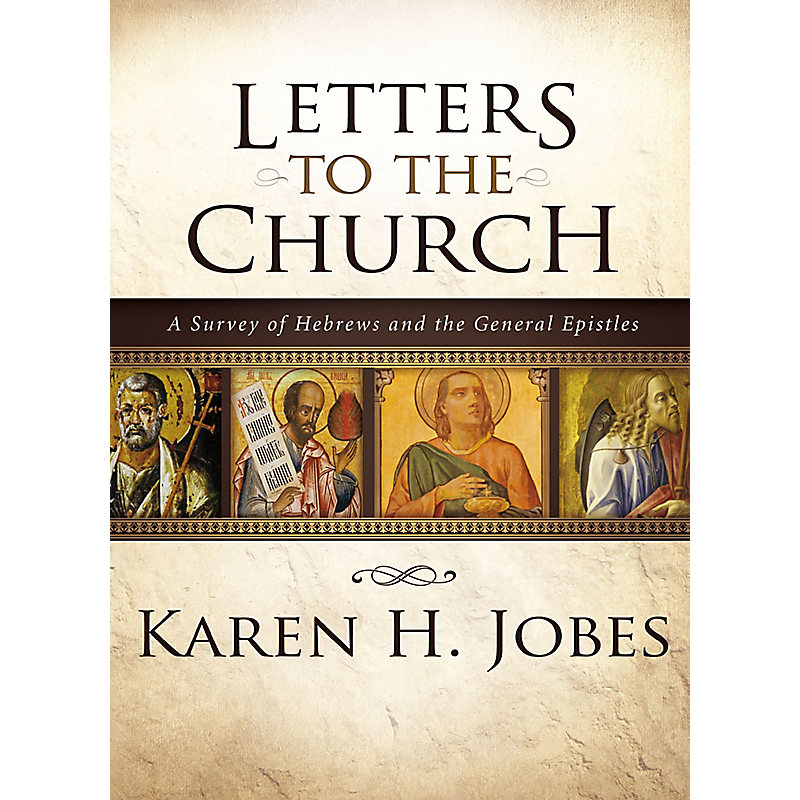 letters to the church jobes karen h