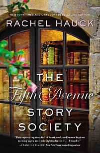 Book Cover Fifth Avenue Story Society