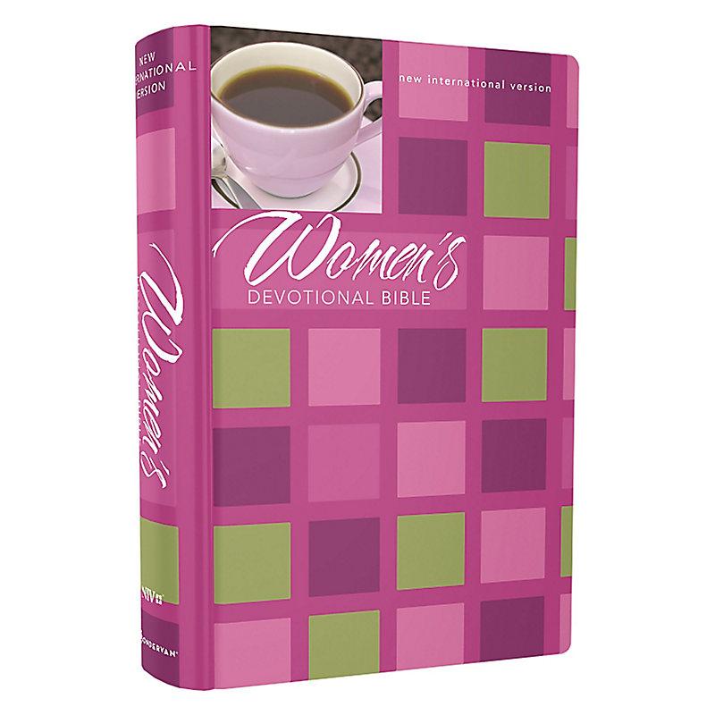 NIV, Women's Devotional Bible, Hardcover