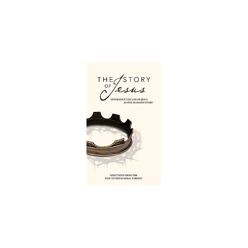 NIV, Story of Jesus, Paperback
