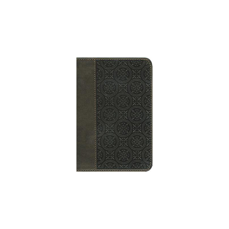 NIV, Holy Bible New Testament with Psalms and Proverbs, Pocket-Sized,  Leathersoft, Brown