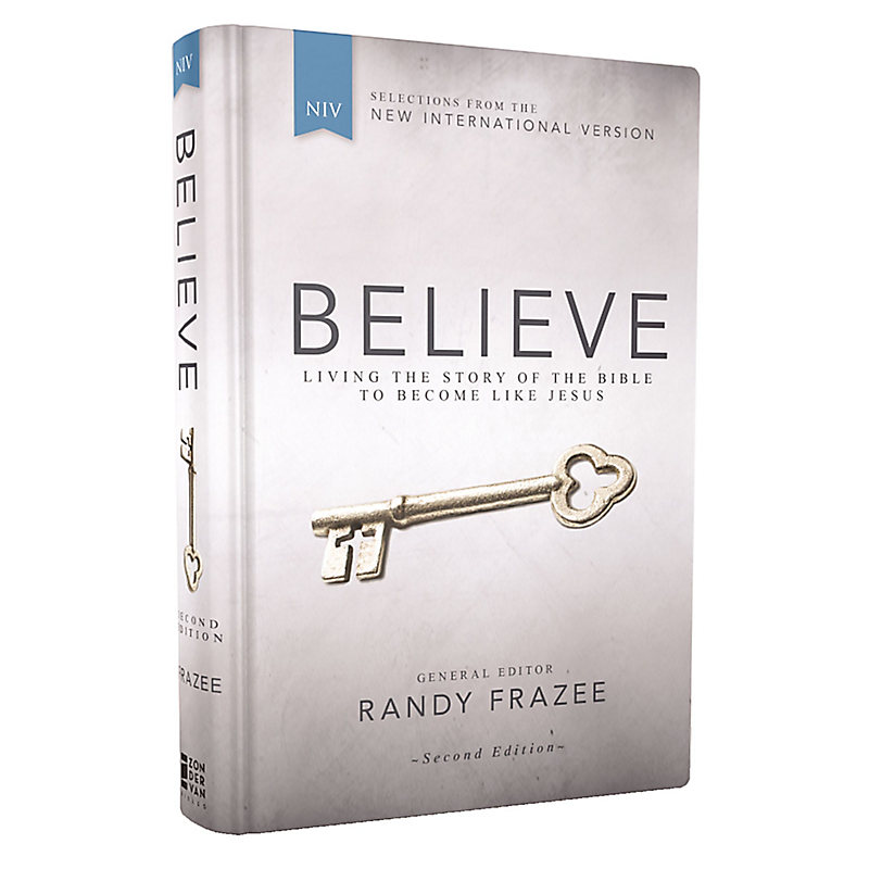 NIV, Believe, Hardcover