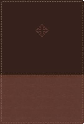 The Amplified Study Bible, Leathersoft, Brown, Indexed