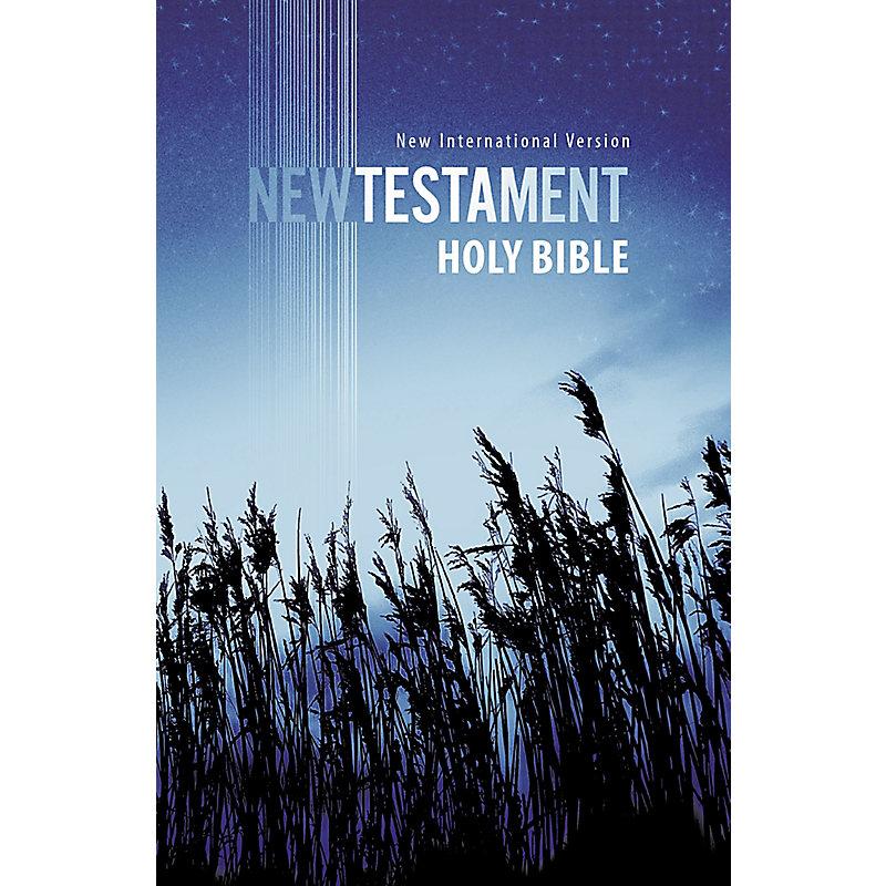 NIV, Outreach New Testament, Paperback