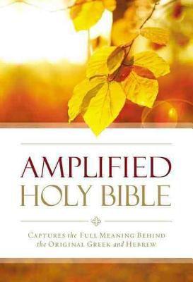Amplified Bible   AMP Bible   LifeWay
