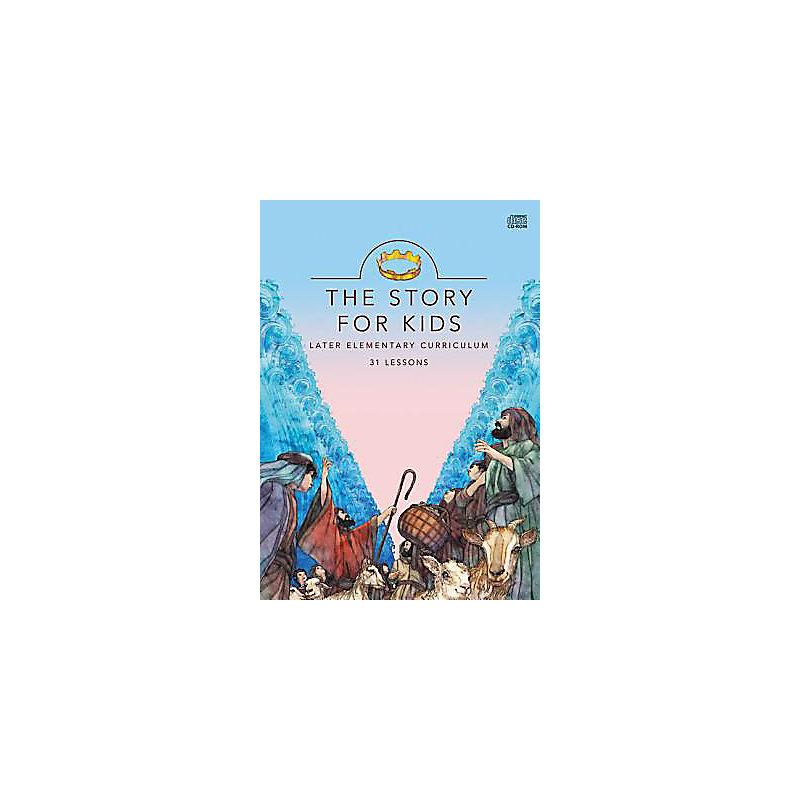 The Story: Elementary Children CD-ROM