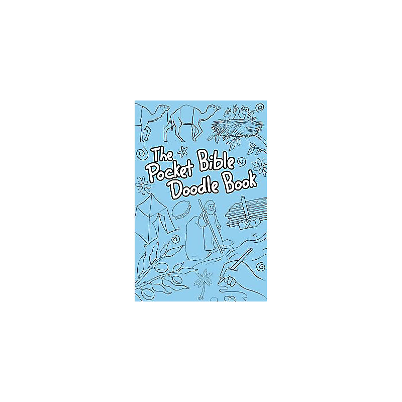 The Pocket Bible Doodle Book