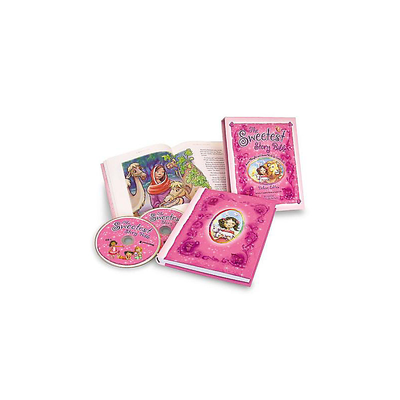 The Sweetest Story Bible Deluxe Edition