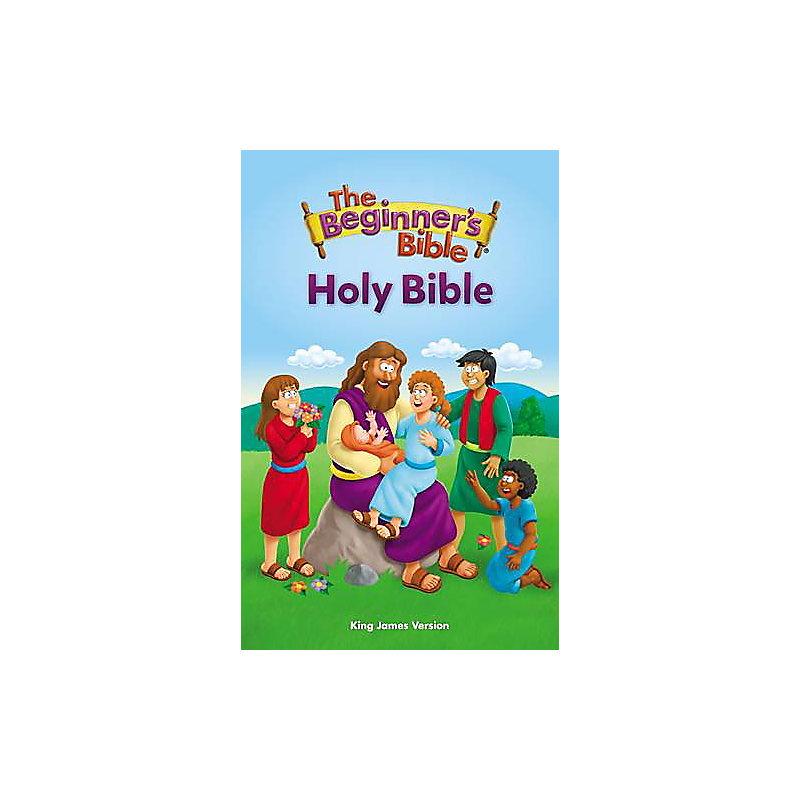 KJV The Beginner's Bible Holy Bible, Hardcover