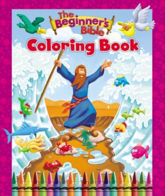 The Beginners Bible Coloring Book