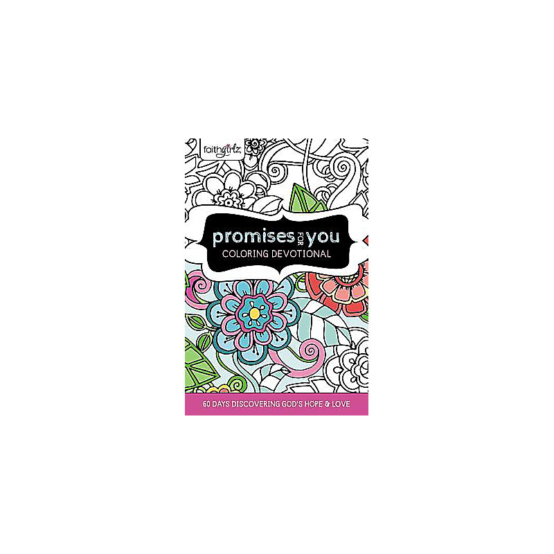 Promises for You Coloring Devotional