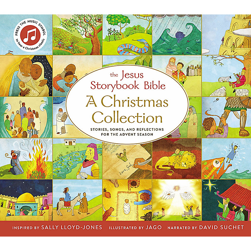 2020 Save The Date Christmas Fellowship With Scripture Inspiration The Jesus Storybook Bible: A Christmas Collection   LifeWay
