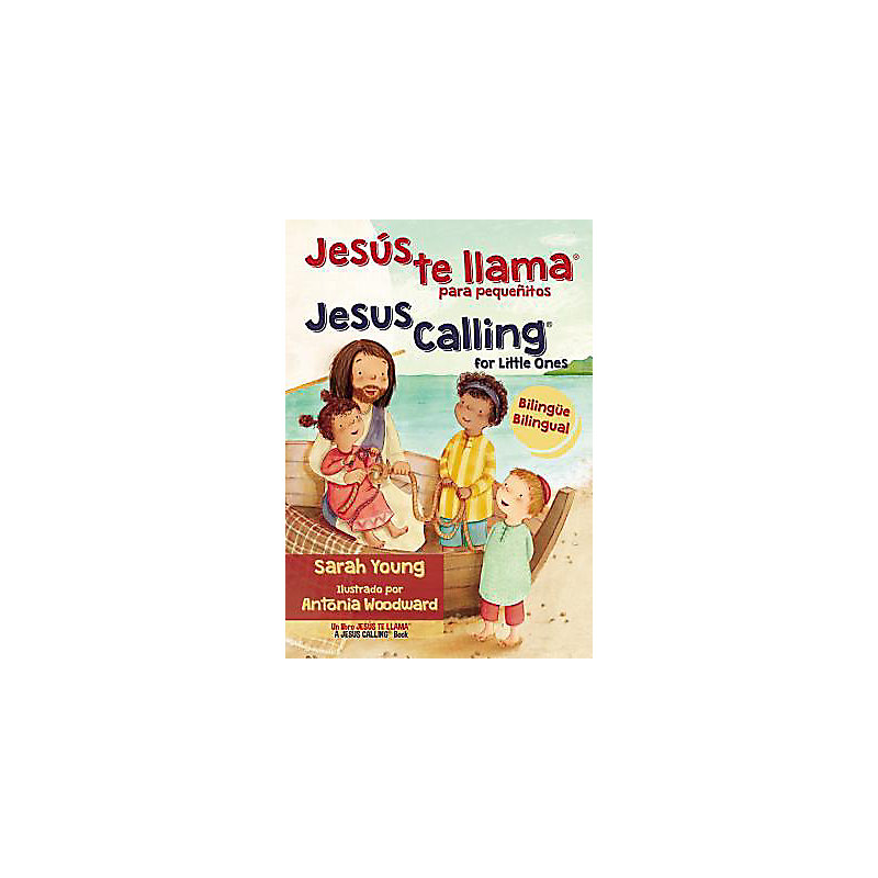 Jesús te llama para pequeñitos - Bilingüe