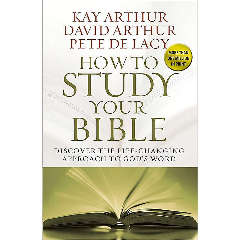 Kay author inductive study bible