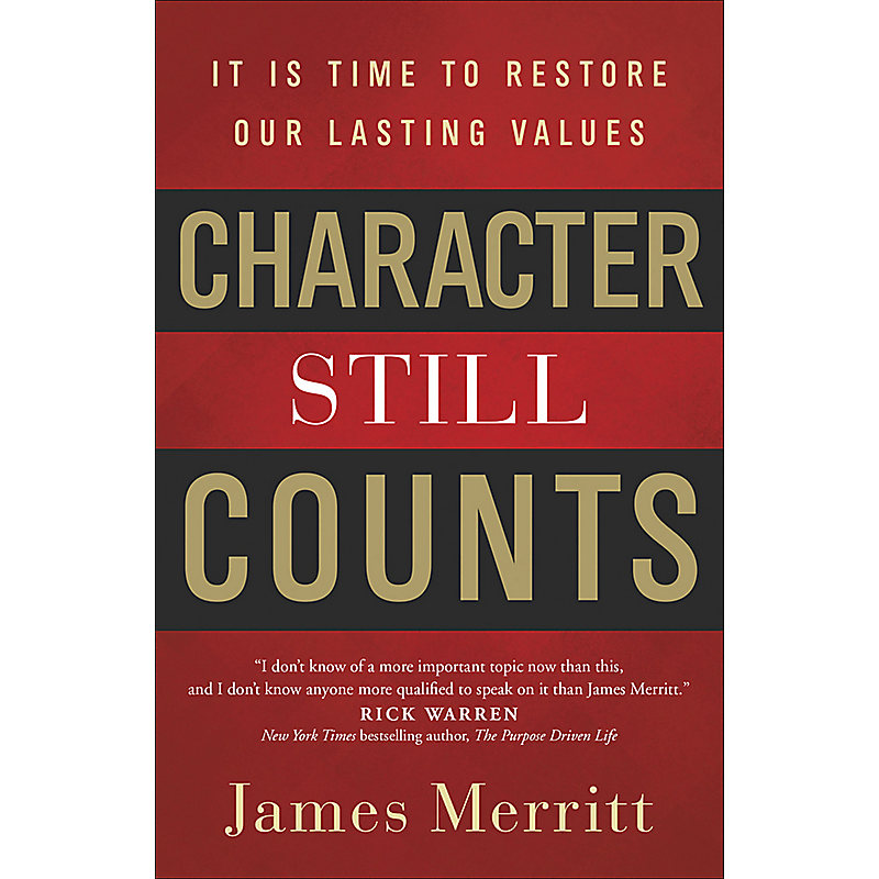 Character Still Counts
