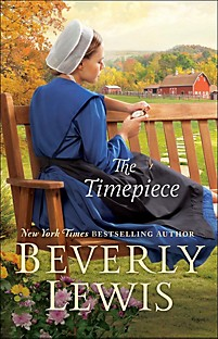 Book Cover The Timepiece by Beverly Lewis