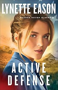 Book cover Active Defense by Lynette Eason
