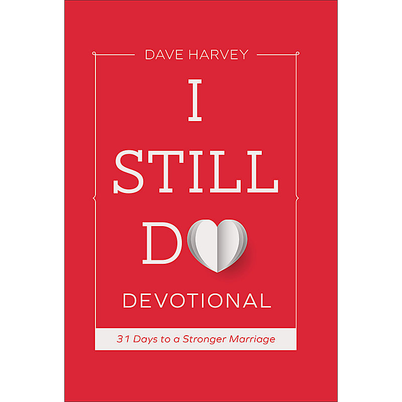 I Still Do Devotional