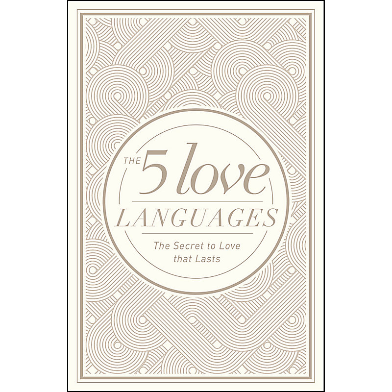 The 5 Love Languages Hardcover Special Edition