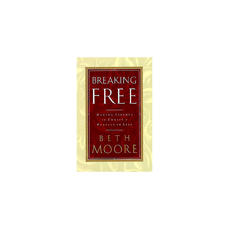 28+ Beth Moore Breaking Free Book JPG