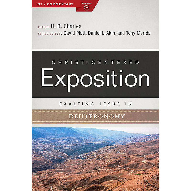 Exalting Jesus in Deuteronomy