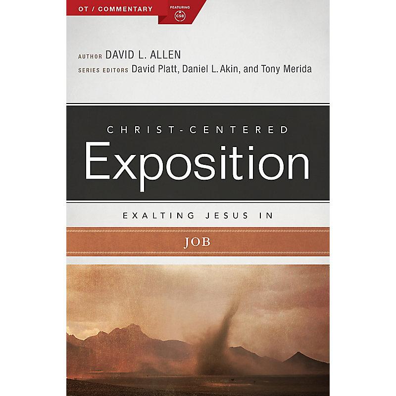 Exalting Jesus in Job