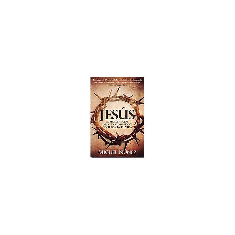 SPANISH - JESUS EL HOMBRE QUE DESAFIO AL MUNDO Y CONFRONTA TU VIDA