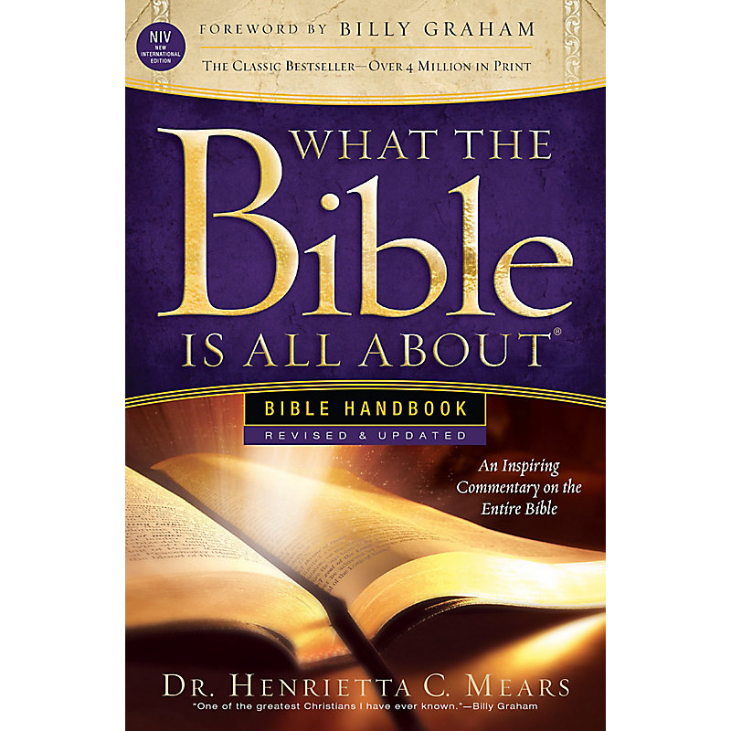 What the bible is all about handbook revised niv edition lifeway what the bible is all about handbook revised niv edition fandeluxe Gallery
