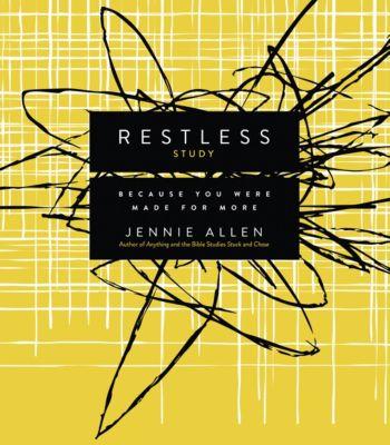 Restless Study Guide: Jennie Allen: 9780849922367 ...