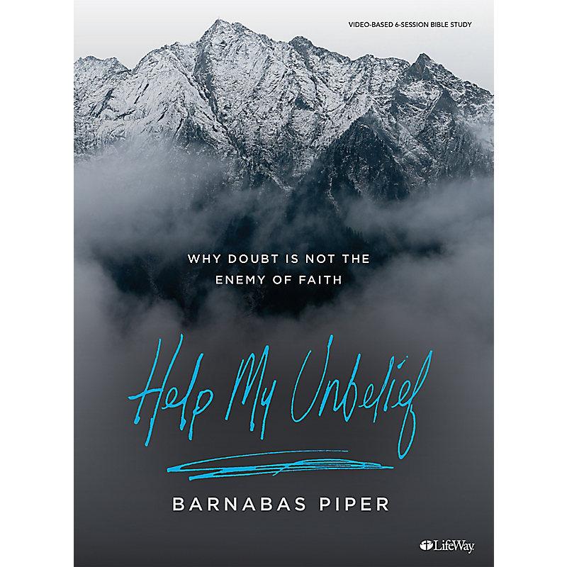 Help My Unbelief - Bible Study eBook