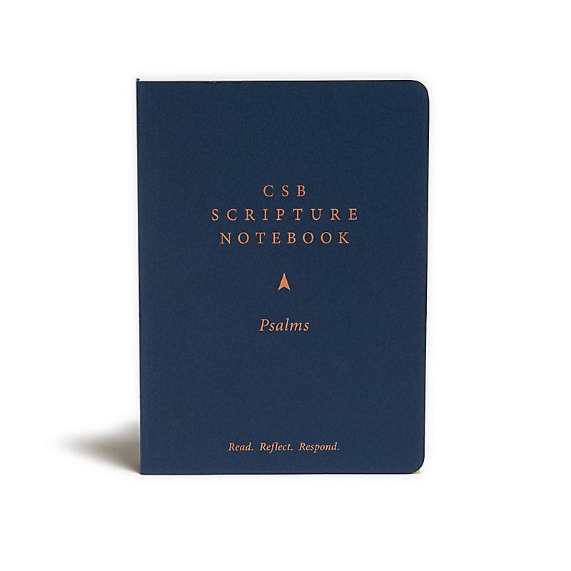 CSB Scripture Notebook, Psalms