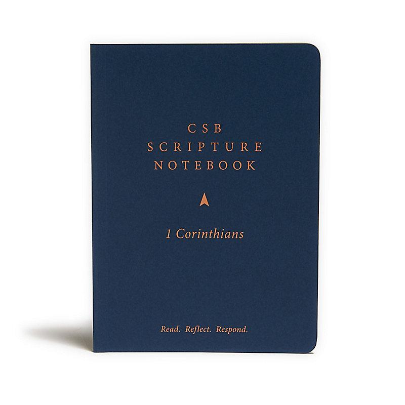 CSB Scripture Notebook, 1 Corinthians