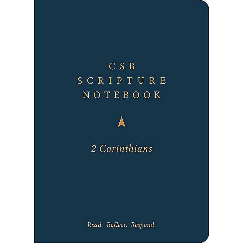 CSB Scripture Notebook, 2 Corinthians