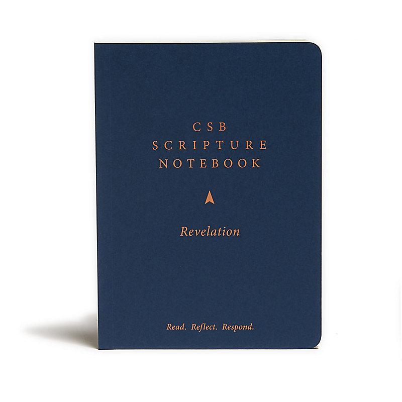 CSB Scripture Notebook, Revelation