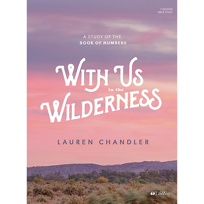 With Us in the Wilderness - Bible Study eBook