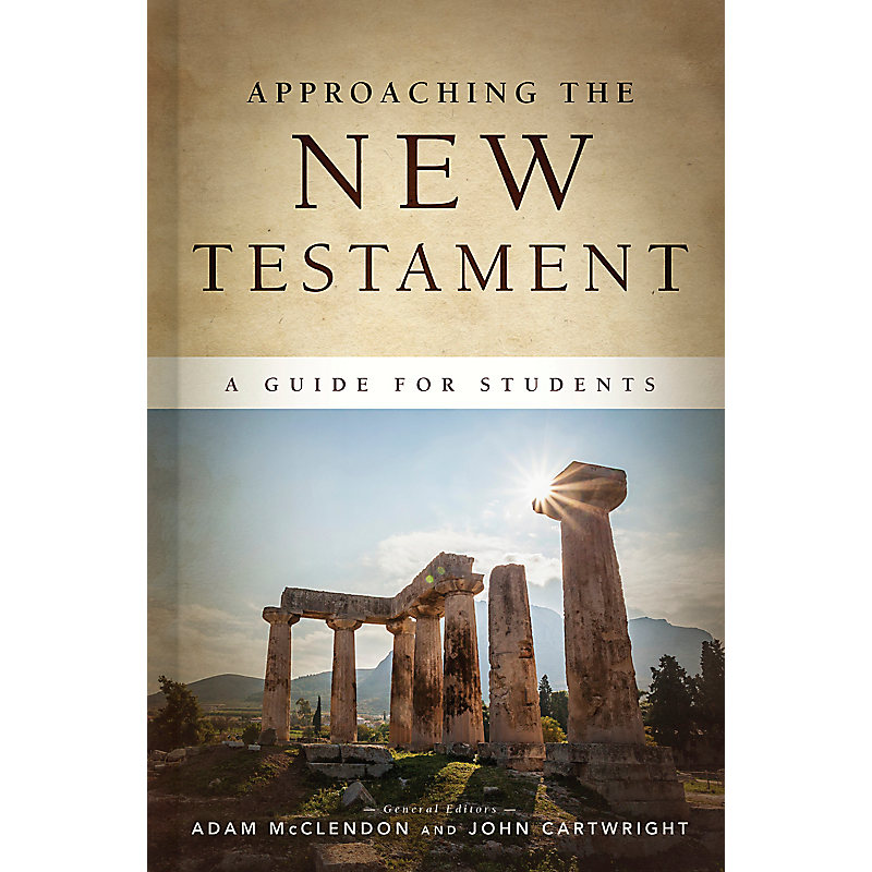 Approaching the New Testament