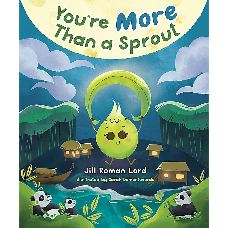 You're More Than a Sprout