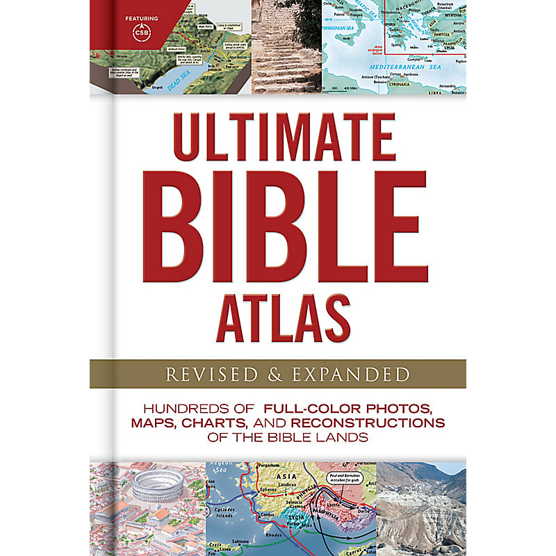 Ultimate Bible Atlas