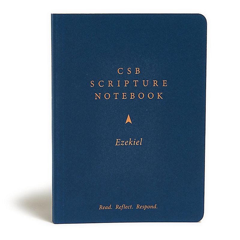 CSB Scripture Notebook, Ezekiel