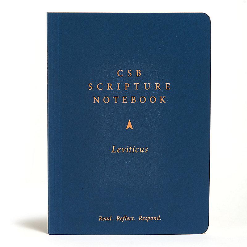 CSB Scripture Notebook, Leviticus