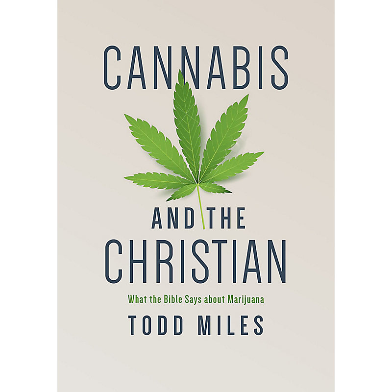 Cannabis and the Christian