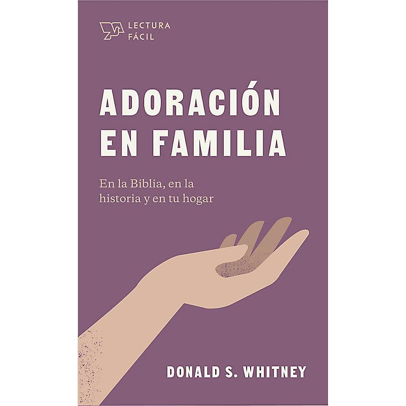 Adoración en familia