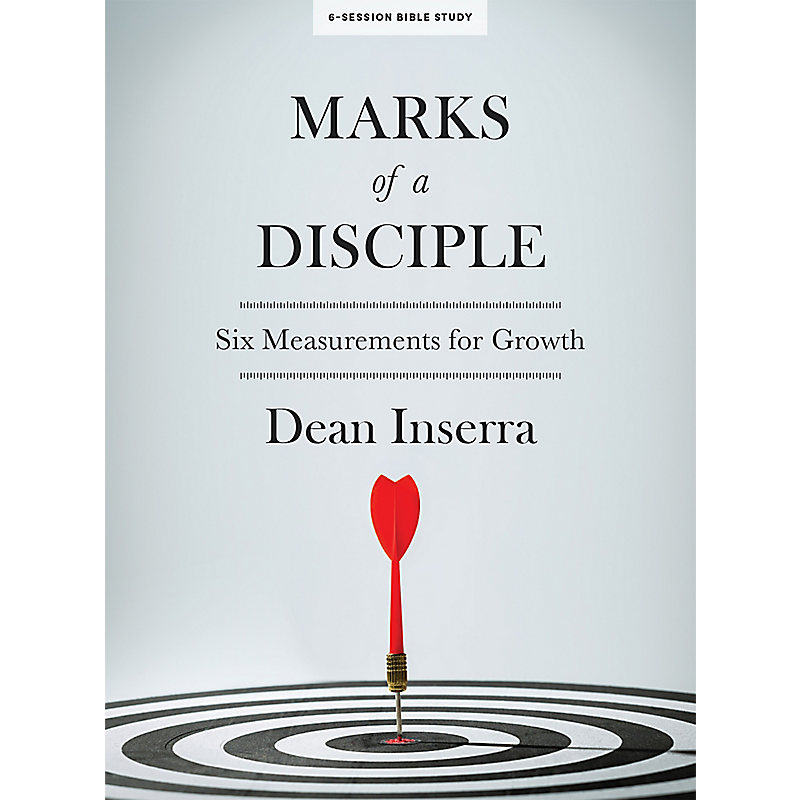 Marks of a Disciple - Bible Study eBook