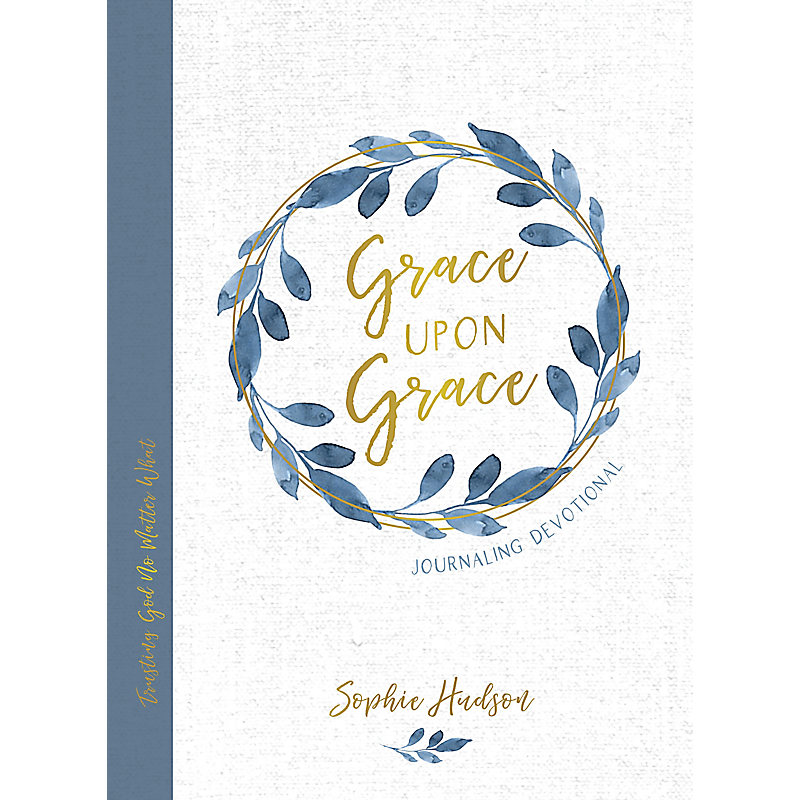 Grace upon Grace Journaling Devotional