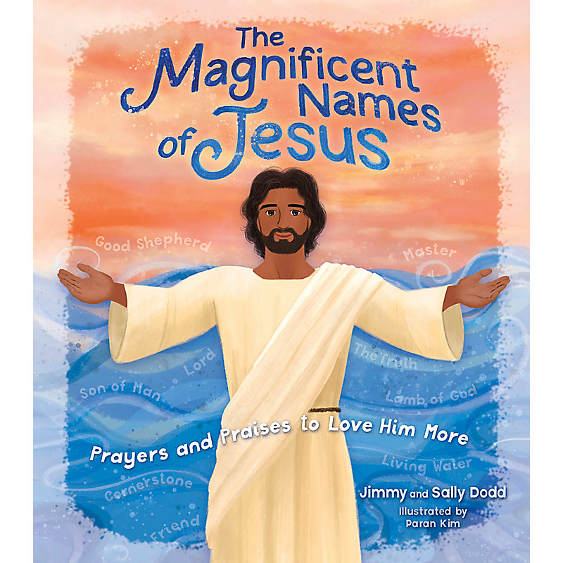 The Magnificent Names of Jesus
