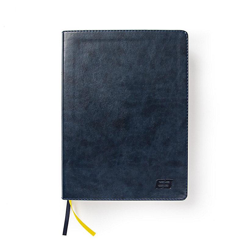 CSB E3 Discipleship Bible, Navy Indexed