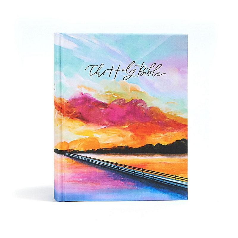CSB Notetaking Bible, Hosanna Revival Edition, Lake
