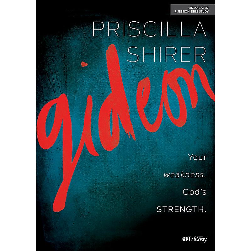 Gideon - Bible Study eBook - Updated